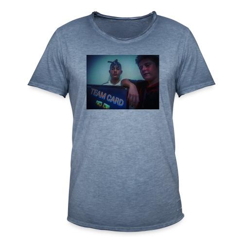 team-cardx09 - Männer Vintage T-Shirt