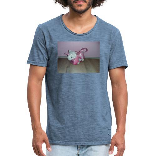 15739865504867245434081591691093 - Männer Vintage T-Shirt