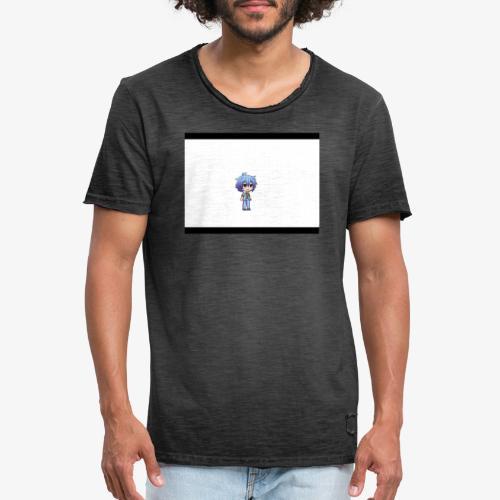 Gatcha boy - Men's Vintage T-Shirt