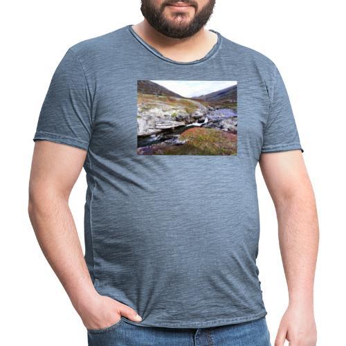 Norway - Vintage-T-shirt herr