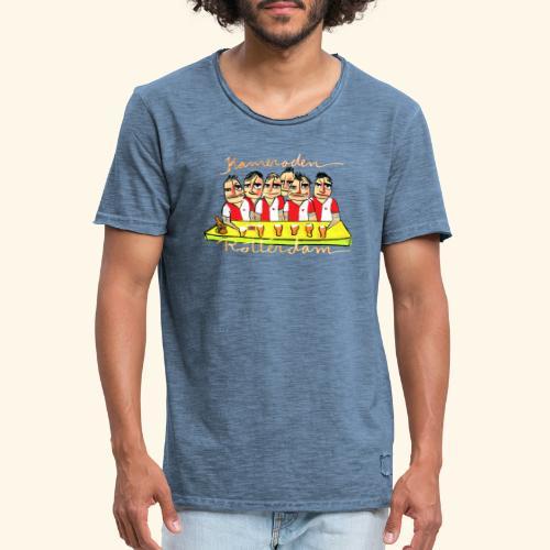Kameraden Feyenoord - Mannen Vintage T-shirt