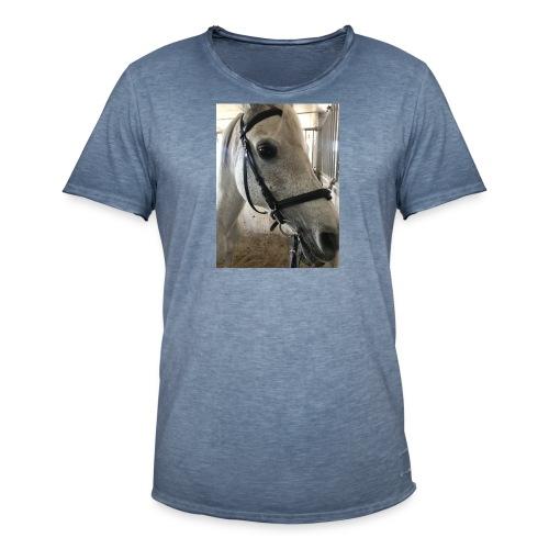 9AF36D46 95C1 4E6C 8DAC 5943A5A0879D - Vintage-T-skjorte for menn