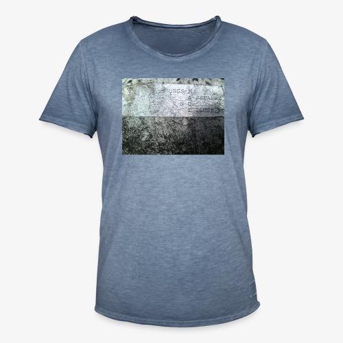 M A U T - Männer Vintage T-Shirt