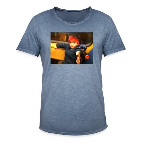 Rojbin gesbin - Vintage-T-shirt herr