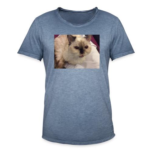 20151019 195850000 iOS - Männer Vintage T-Shirt