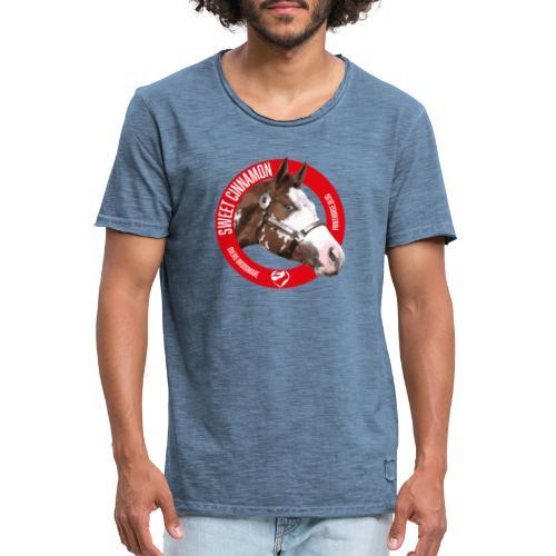 SWEET CINNAMON - Maglietta vintage da uomo