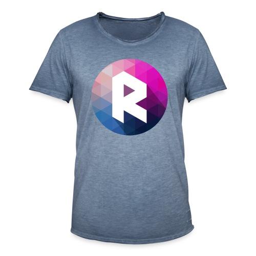 radiant logo - Men's Vintage T-Shirt
