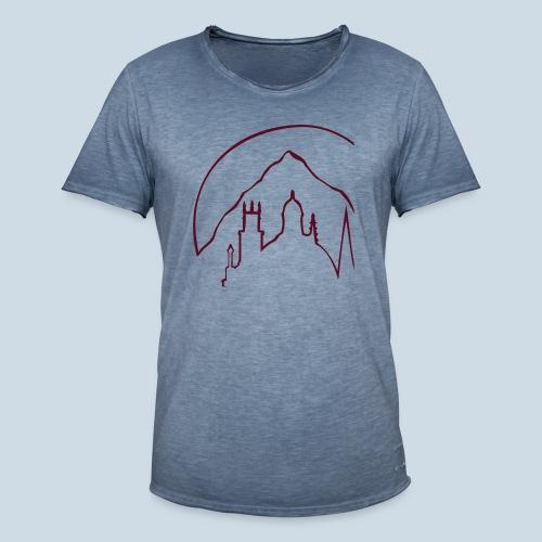 NewLogoPunkCorner - Men's Vintage T-Shirt