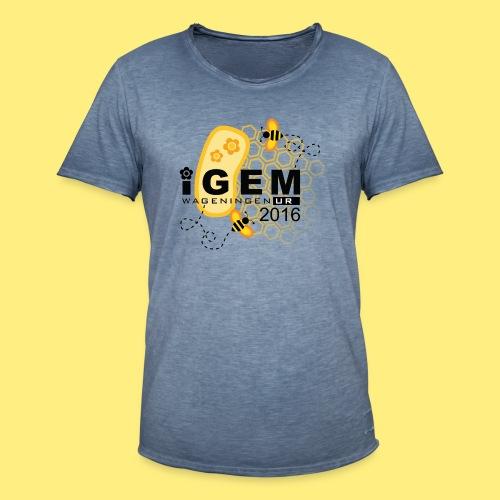 Logo - shirt women - Mannen Vintage T-shirt