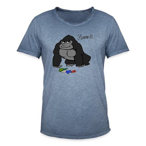 Harambae - Mannen Vintage T-shirt