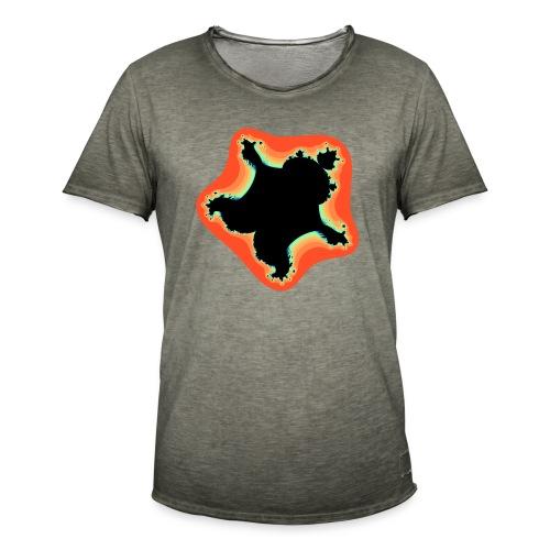 Burn Burn Quintic - Men's Vintage T-Shirt