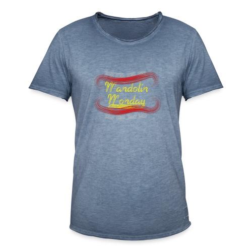 Mandolin Monday - Men's Vintage T-Shirt