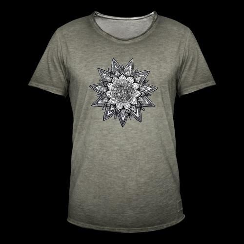 trippy dreams - T-shirt vintage Homme