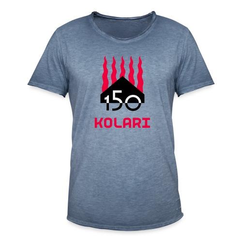 Kolari 150 - Miesten vintage t-paita