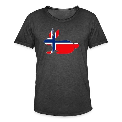 norwegian bunny - Men's Vintage T-Shirt