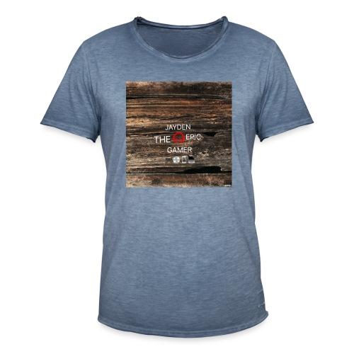 Jays cap - Men's Vintage T-Shirt