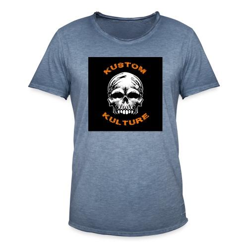 Sans Maxilaire - T-shirt vintage Homme