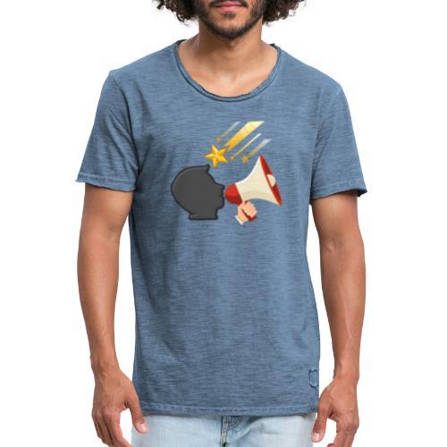 Christian Youtubers - Men's Vintage T-Shirt