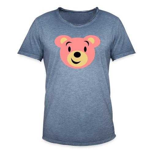 bear - Mannen Vintage T-shirt