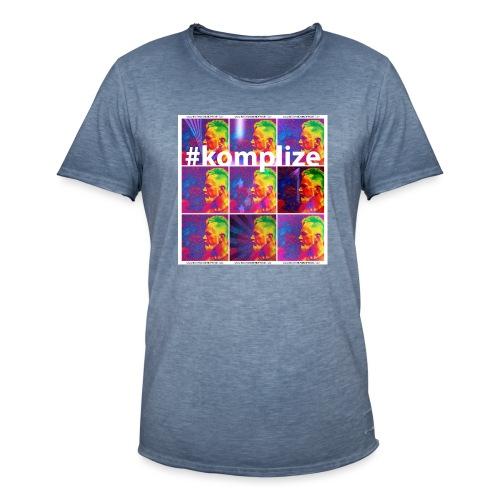 Komplize - Männer Vintage T-Shirt