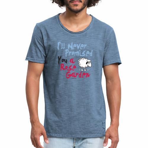 Hauskat Lammas paidat, tekstiilit- lahjatuotteet - Miesten vintage t-paita