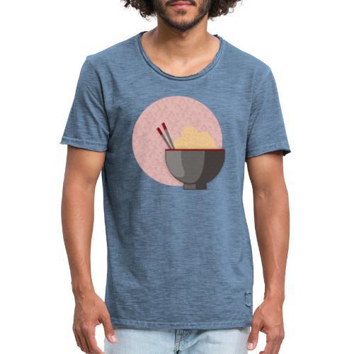 Tee Noodles - Men's Vintage T-Shirt