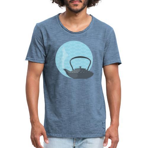 Tetsubin tee - Men's Vintage T-Shirt