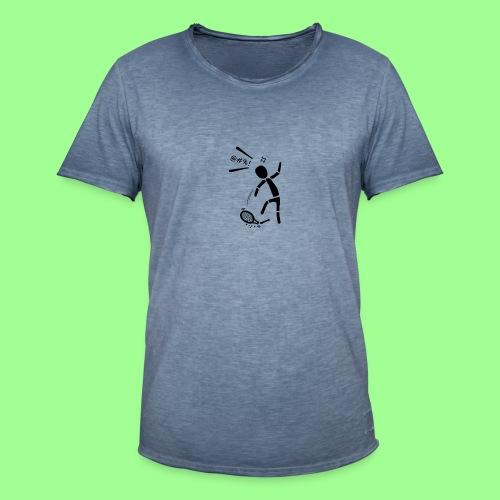 NERWUSEK - Koszulka męska vintage