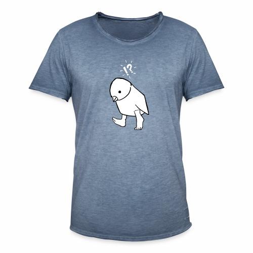 Vöglein - Männer Vintage T-Shirt