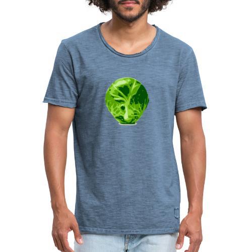 germer - T-shirt vintage Homme