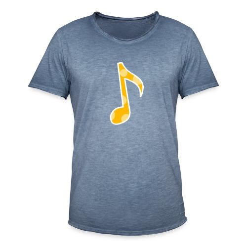 Basic logo - Men's Vintage T-Shirt