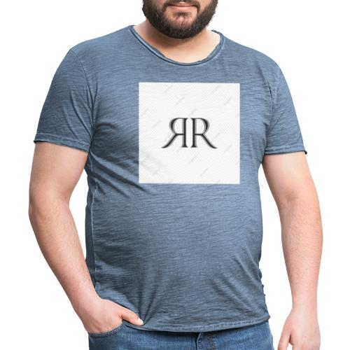 RR - Camiseta vintage hombre