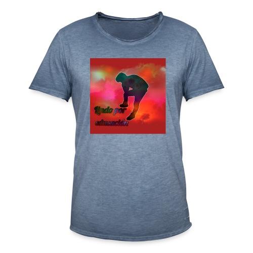 Lindo por educacion - Camiseta vintage hombre