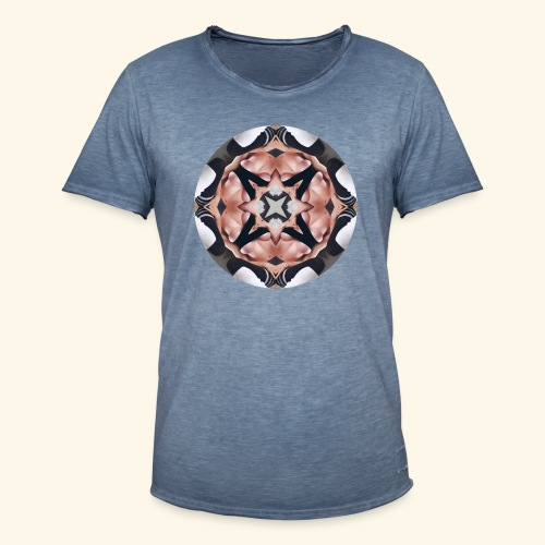 Morbidbodies Nummer 4 - Vintage-T-shirt herr
