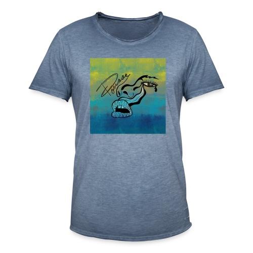 Pousse fyou - Camiseta vintage hombre