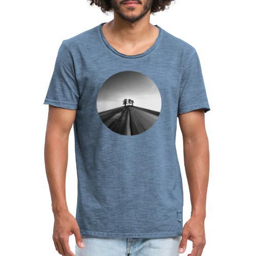 Lambda - Männer Vintage T-Shirt