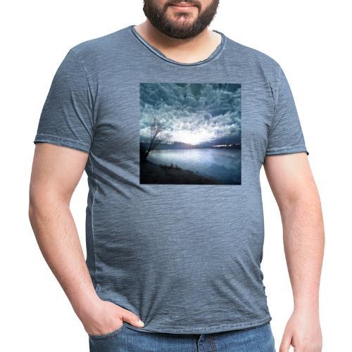 Frozen - Männer Vintage T-Shirt