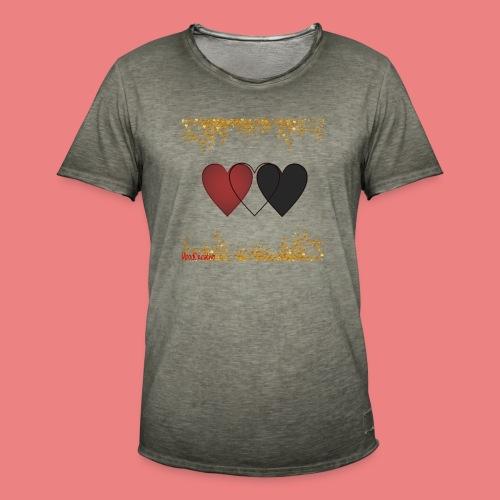 mood creativo - Maglietta vintage da uomo