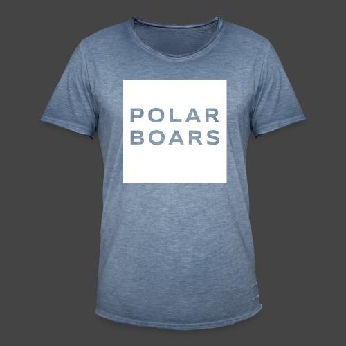polar boars - Männer Vintage T-Shirt