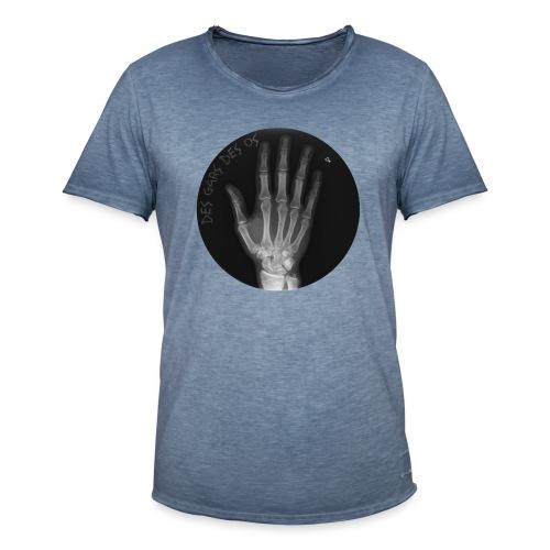 Des gars des os by JARL - T-shirt vintage Homme
