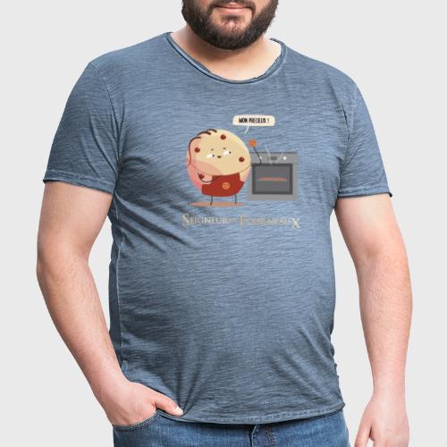 Le Seigneur des fourneaux - T-shirt vintage Homme
