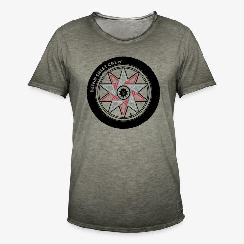 BSC Team - Maglietta vintage da uomo