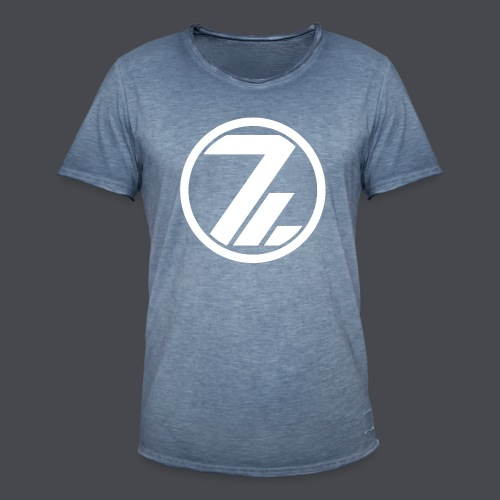 OutsiderZ Hoodie 3 - Männer Vintage T-Shirt
