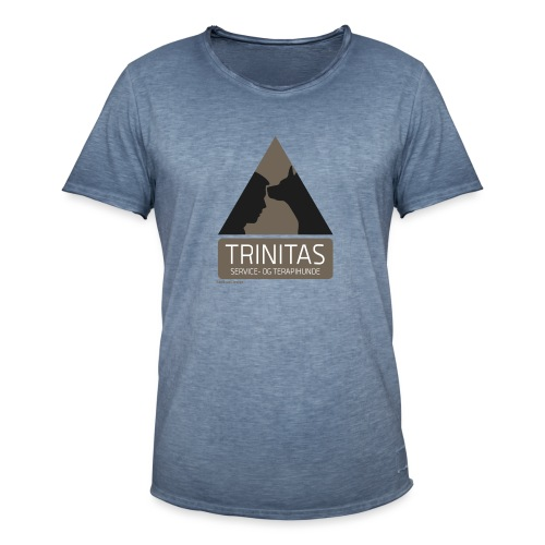 Trinitas Nøglesnor - Herre vintage T-shirt