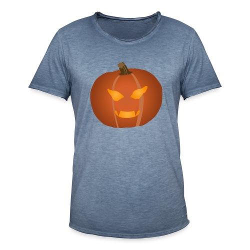 Pumpkin - Vintage-T-shirt herr