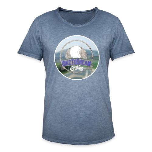 BikeToDream - T-shirt vintage Homme
