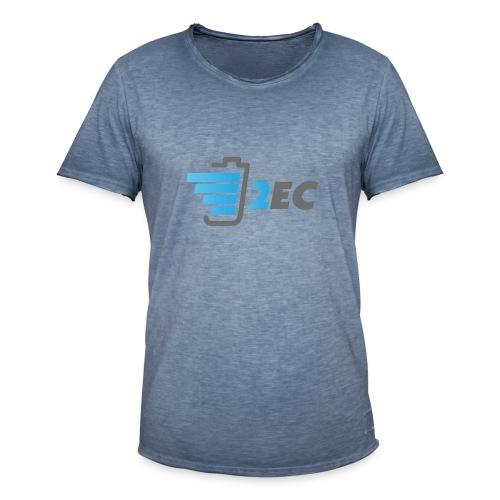 2EC Kollektion 2016 - Männer Vintage T-Shirt