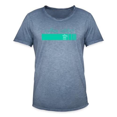 CAstripe - T-shirt vintage Homme