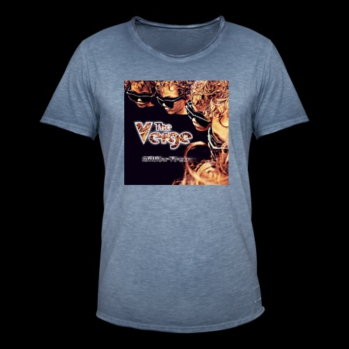 Million Years CD cover - T-shirt vintage Homme