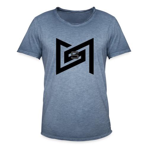 F1267411 3C3D 476D BBB0 5A1047F501D7 - Männer Vintage T-Shirt